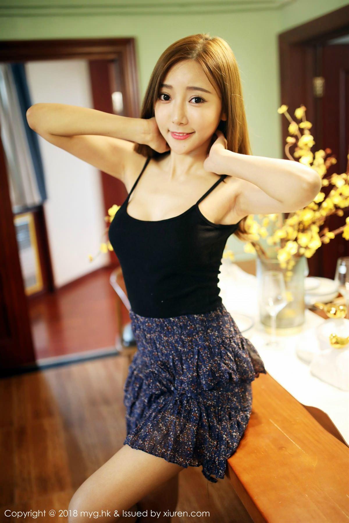 MyGirl Vol.293 6P, mygirl, Wang Xin Yao