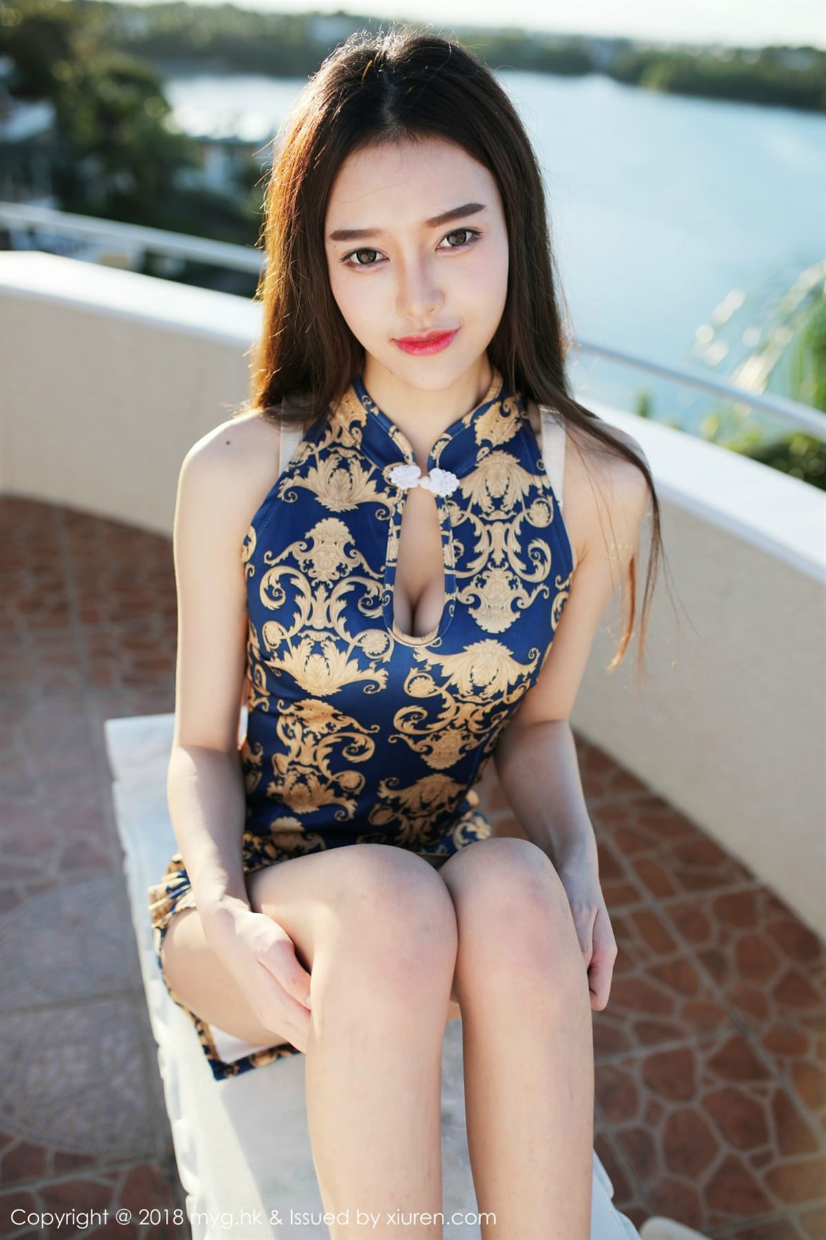 MyGirl Vol.300 10P, mygirl, Tang Qi Er