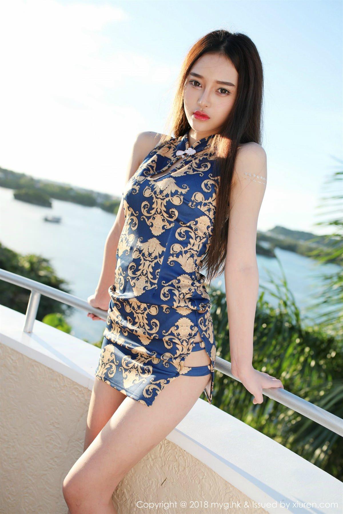 MyGirl Vol.300 14P, mygirl, Tang Qi Er