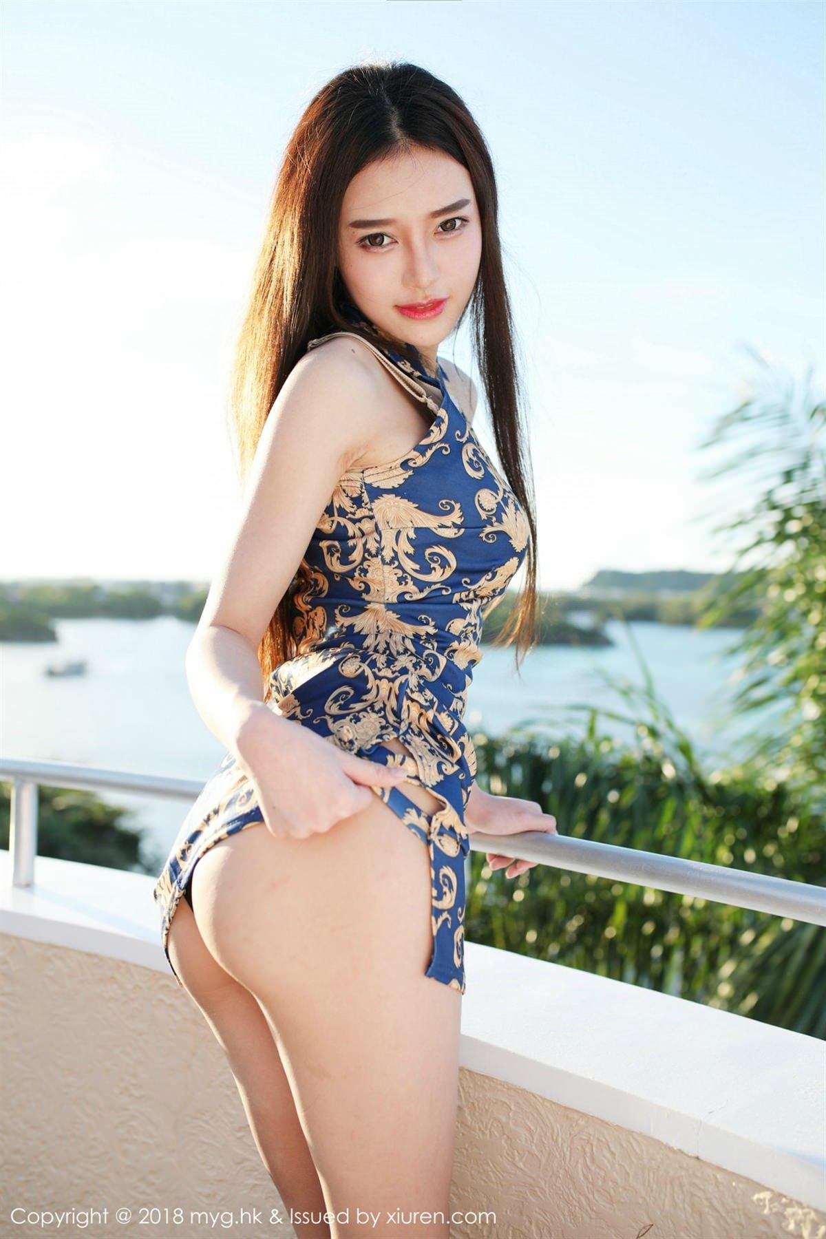 MyGirl Vol.300 15P, mygirl, Tang Qi Er