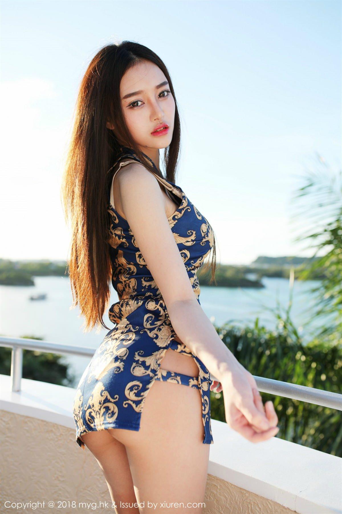 MyGirl Vol.300 16P, mygirl, Tang Qi Er