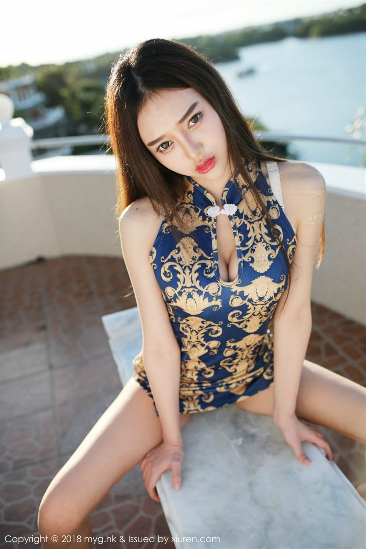 MyGirl Vol.300 18P, mygirl, Tang Qi Er
