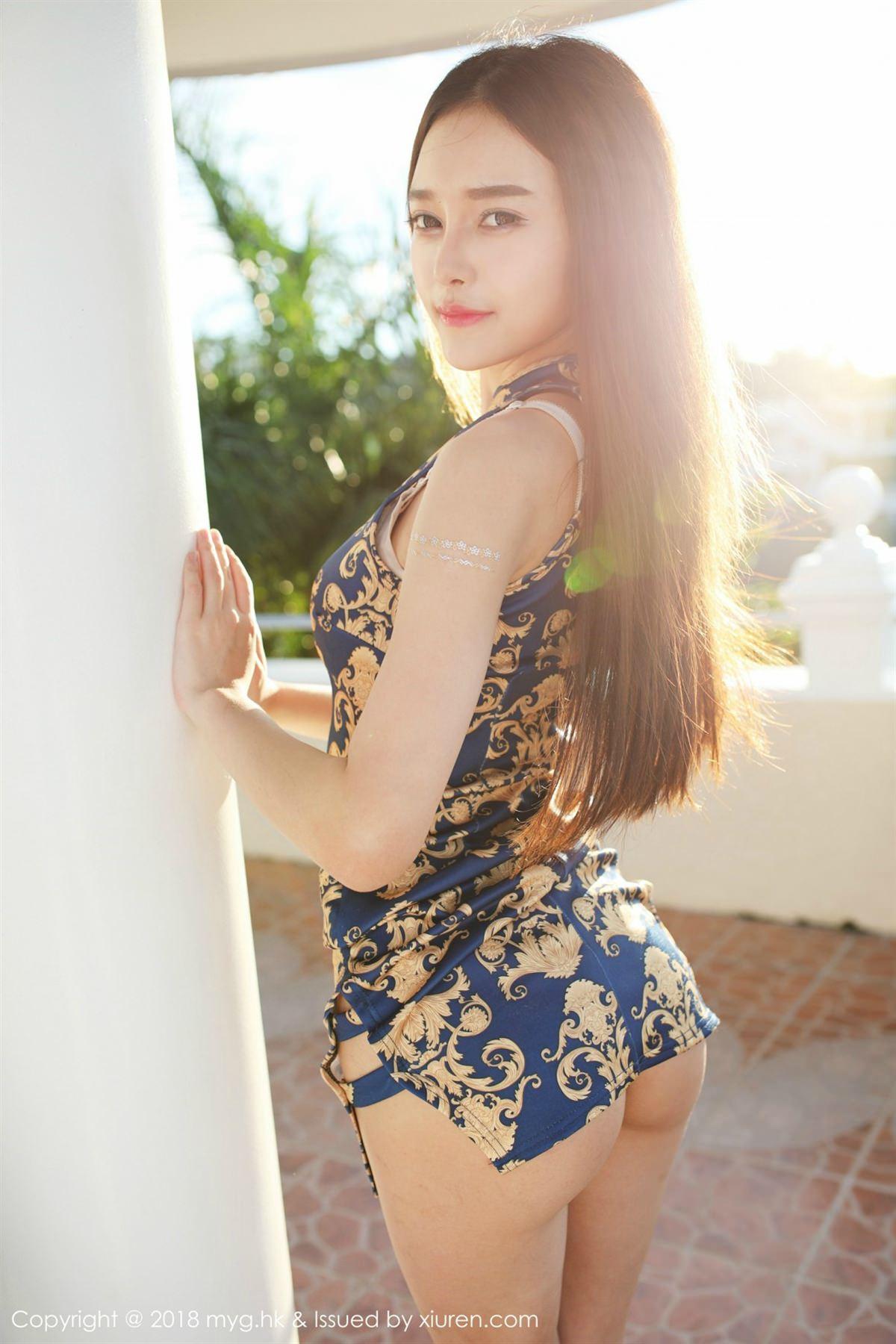 MyGirl Vol.300 19P, mygirl, Tang Qi Er