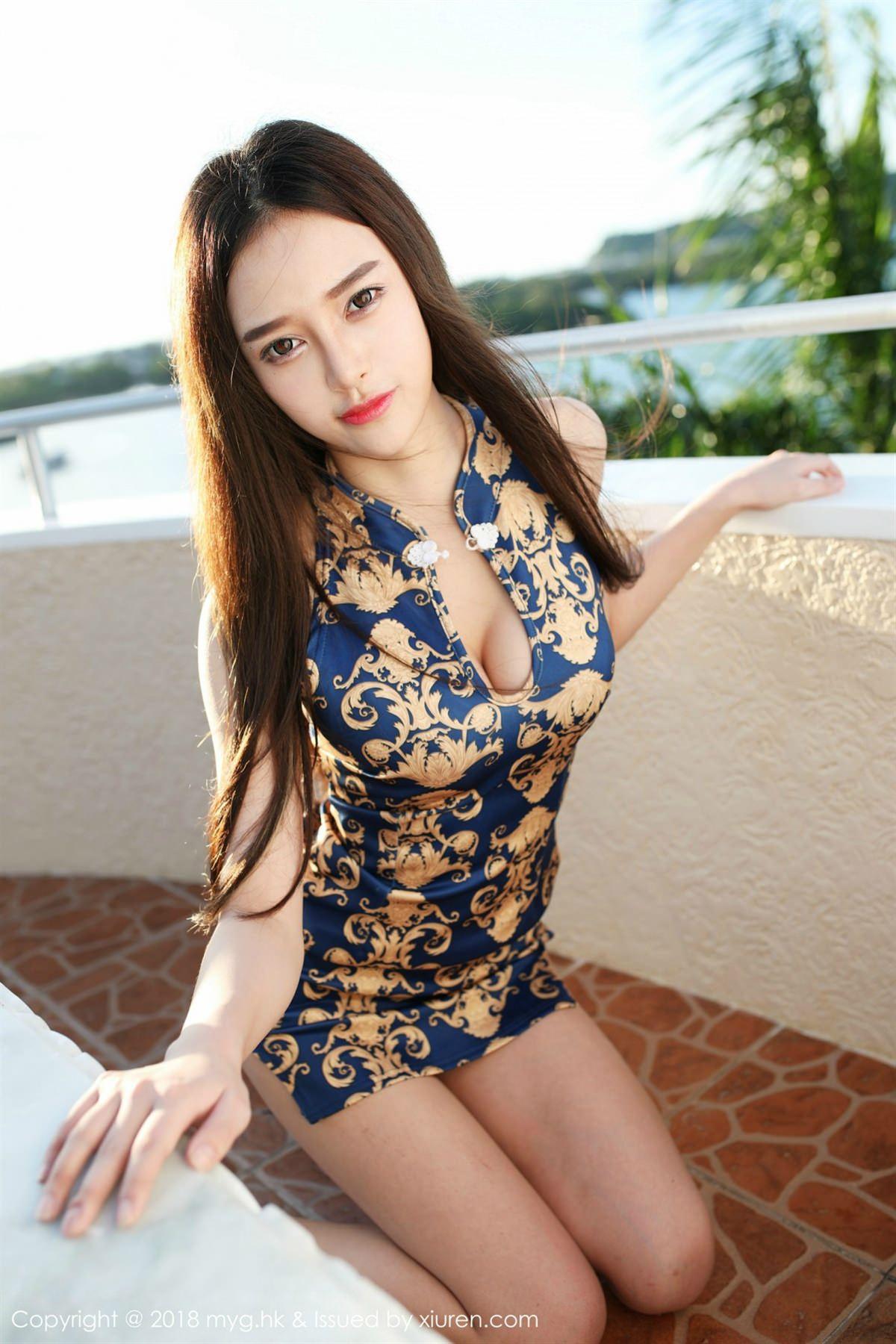 MyGirl Vol.300 22P, mygirl, Tang Qi Er