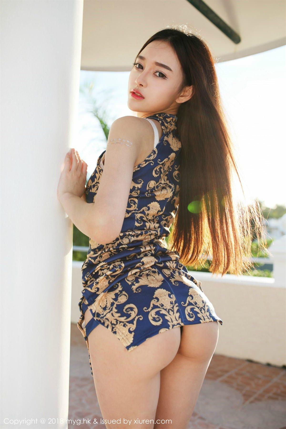 MyGirl Vol.300 27P, mygirl, Tang Qi Er