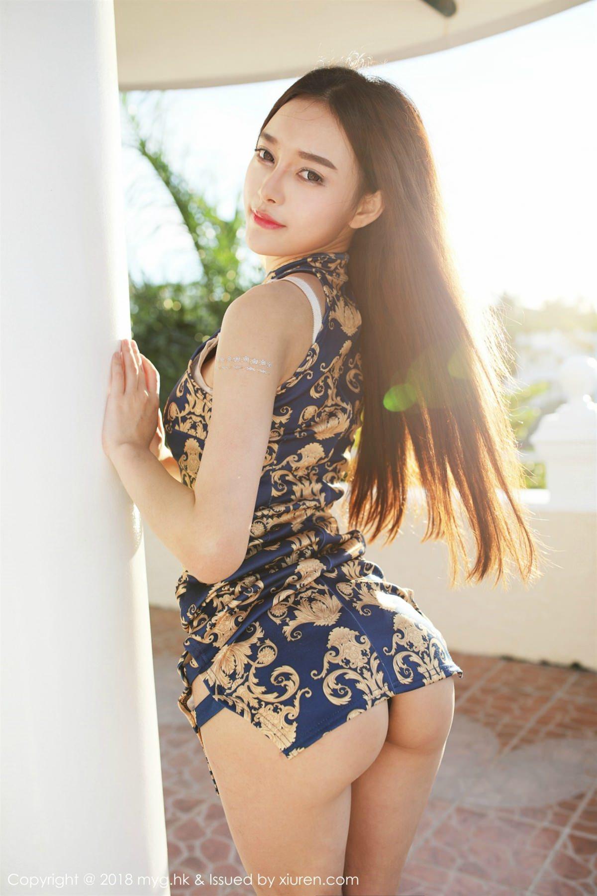MyGirl Vol.300 28P, mygirl, Tang Qi Er