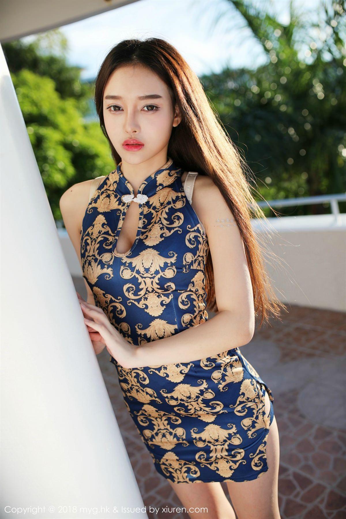 MyGirl Vol.300 2P, mygirl, Tang Qi Er
