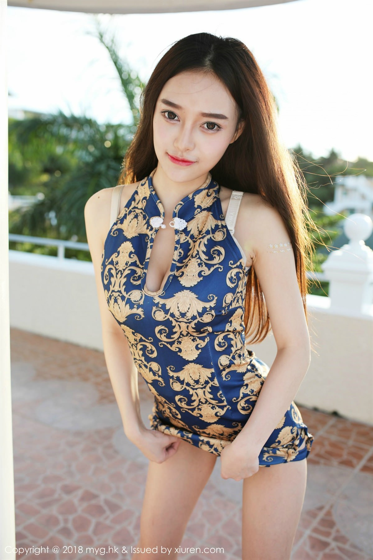 MyGirl Vol.300 33P, mygirl, Tang Qi Er