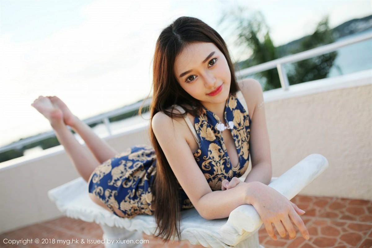 MyGirl Vol.300 39P, mygirl, Tang Qi Er