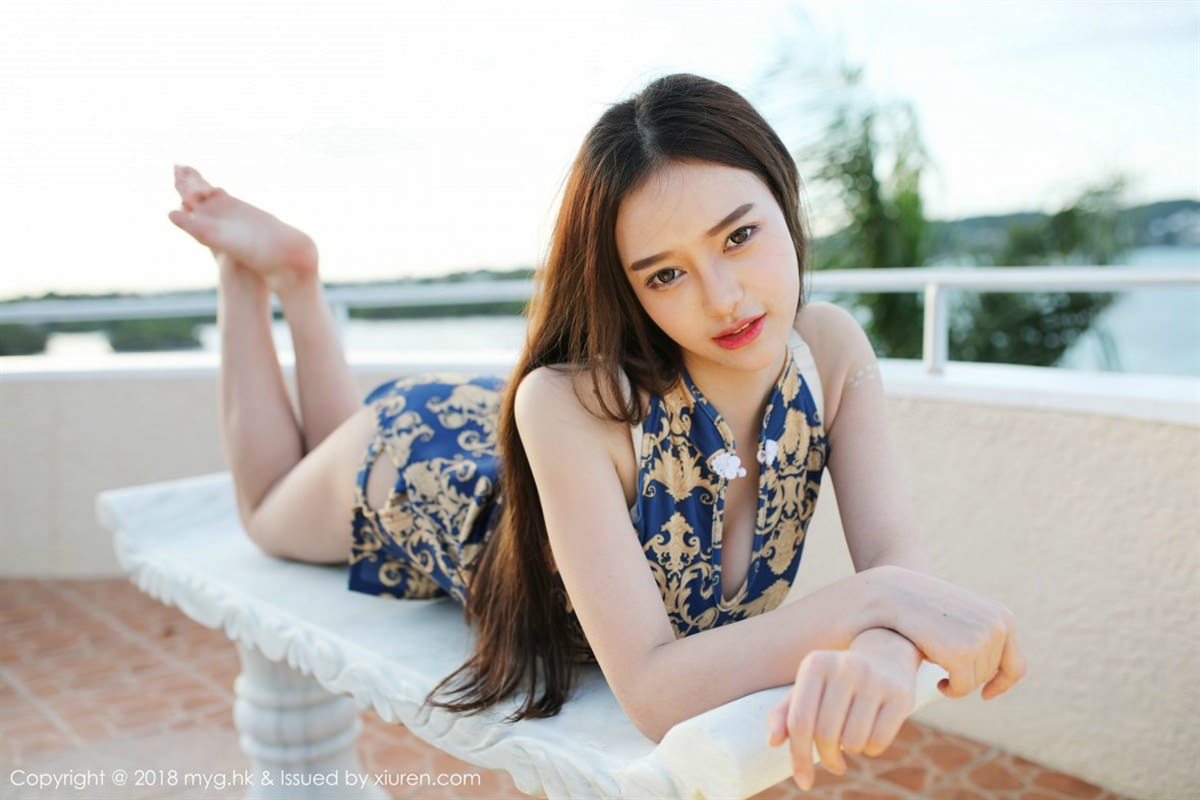 MyGirl Vol.300 40P, mygirl, Tang Qi Er