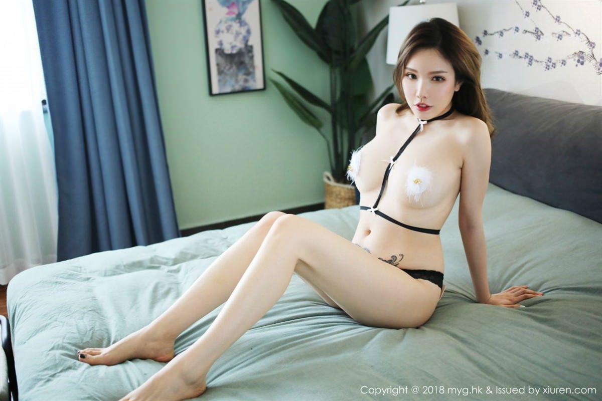 MyGirl Vol.302 24P, Huang Le Ran, mygirl
