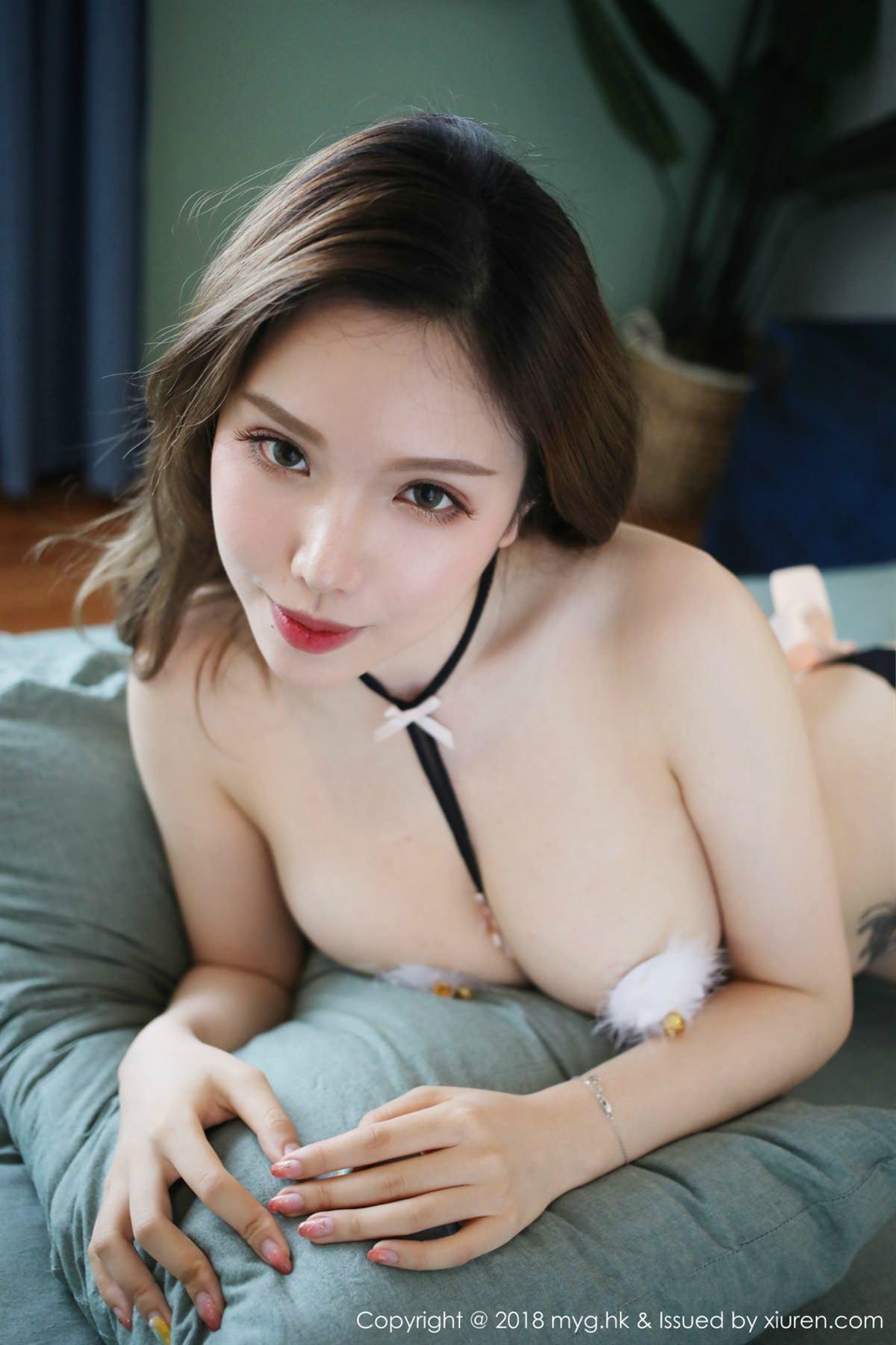 MyGirl Vol.302 45P, Huang Le Ran, mygirl