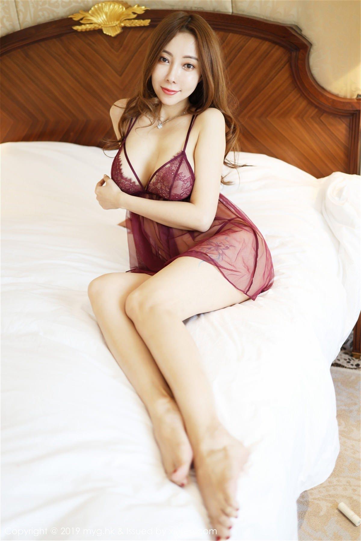 MyGirl Vol.352 9P, mygirl, Song Guo Er