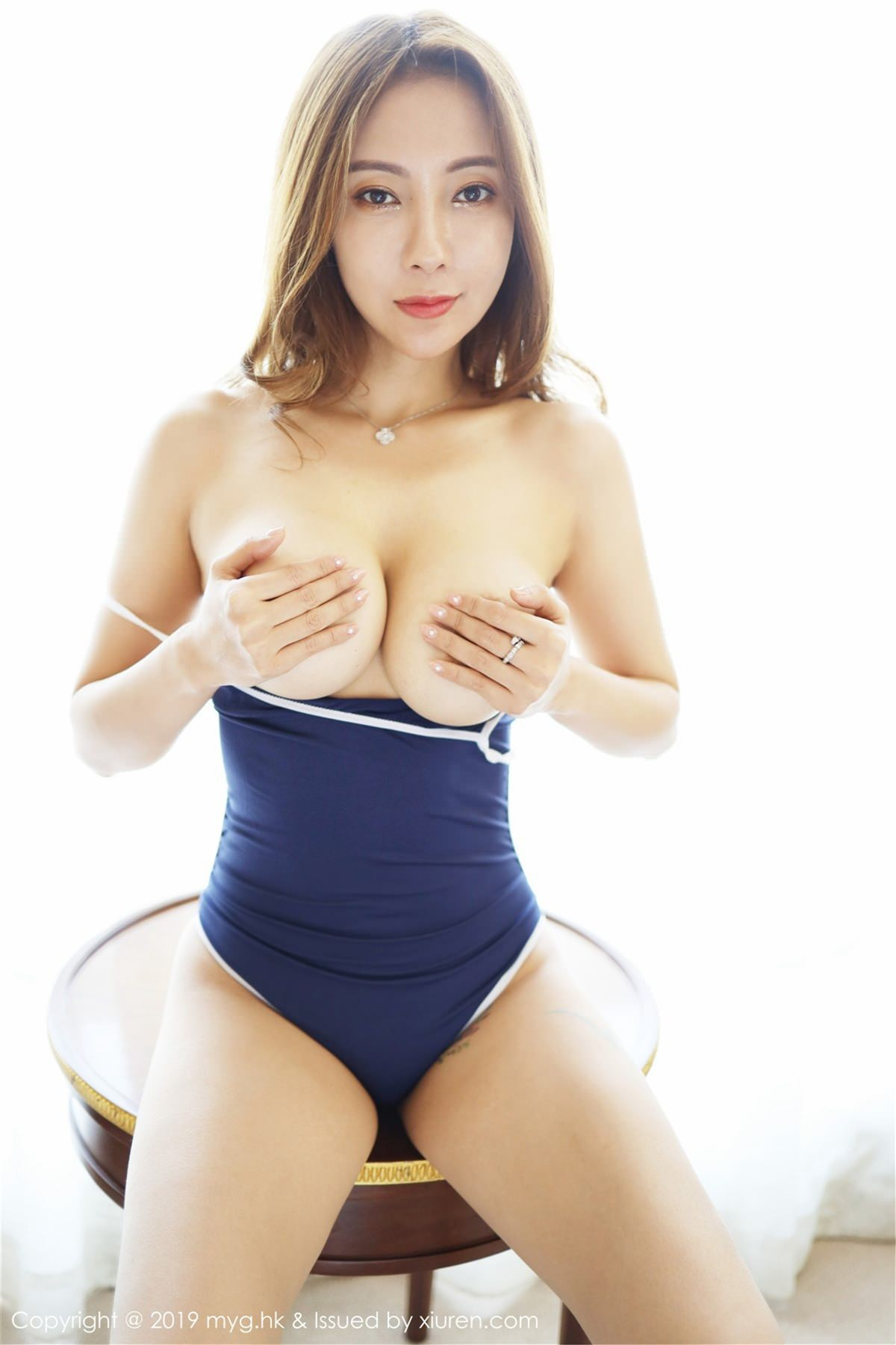 MyGirl Vol.353 50P, mygirl, Song Guo Er