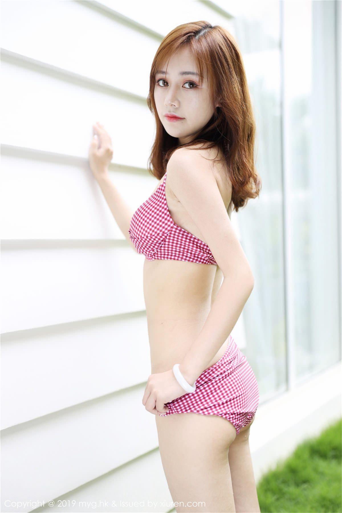 MyGirl Vol.356 15P, mygirl, Yu Zhu