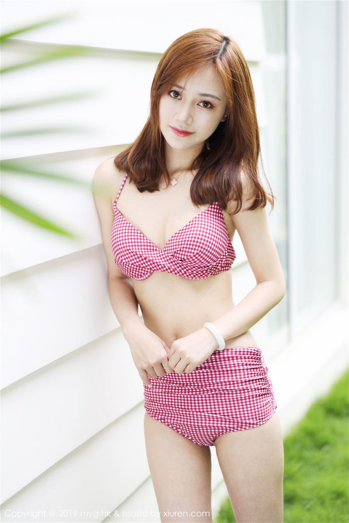 MyGirl Vol.356 19P, mygirl, Yu Zhu