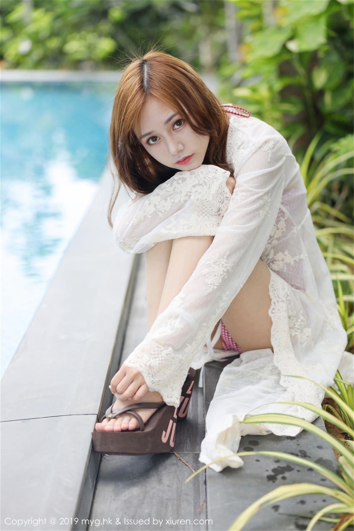 MyGirl Vol.356 1P, mygirl, Yu Zhu