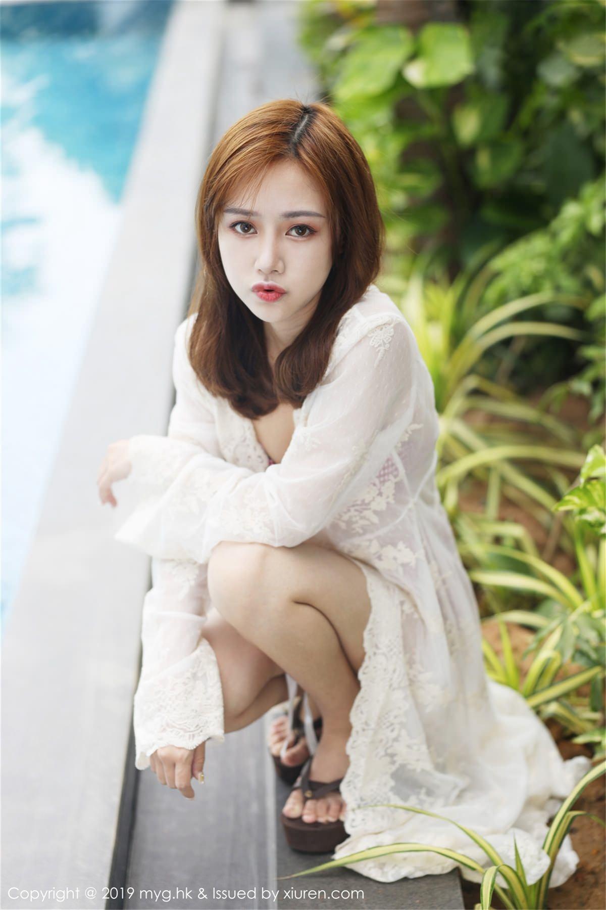 MyGirl Vol.356 2P, mygirl, Yu Zhu