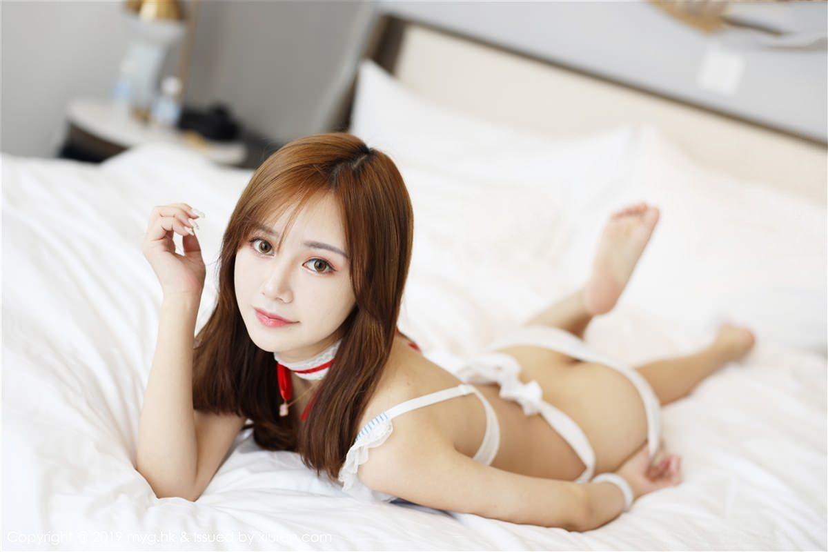 MyGirl Vol.356 43P, mygirl, Yu Zhu