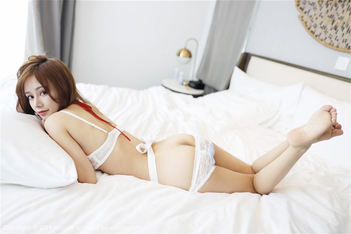 MyGirl Vol.356 44P, mygirl, Yu Zhu