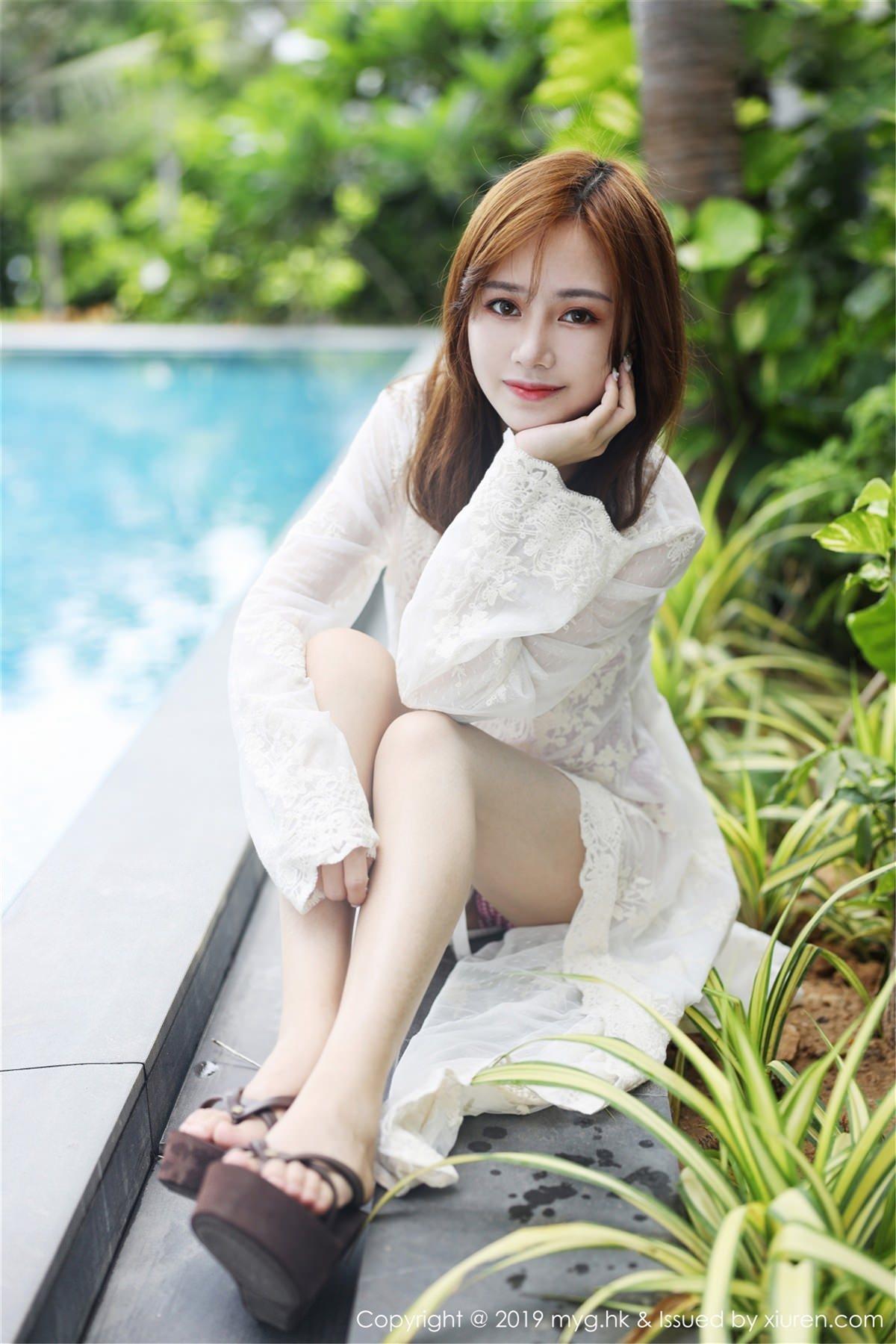 MyGirl Vol.356 5P, mygirl, Yu Zhu