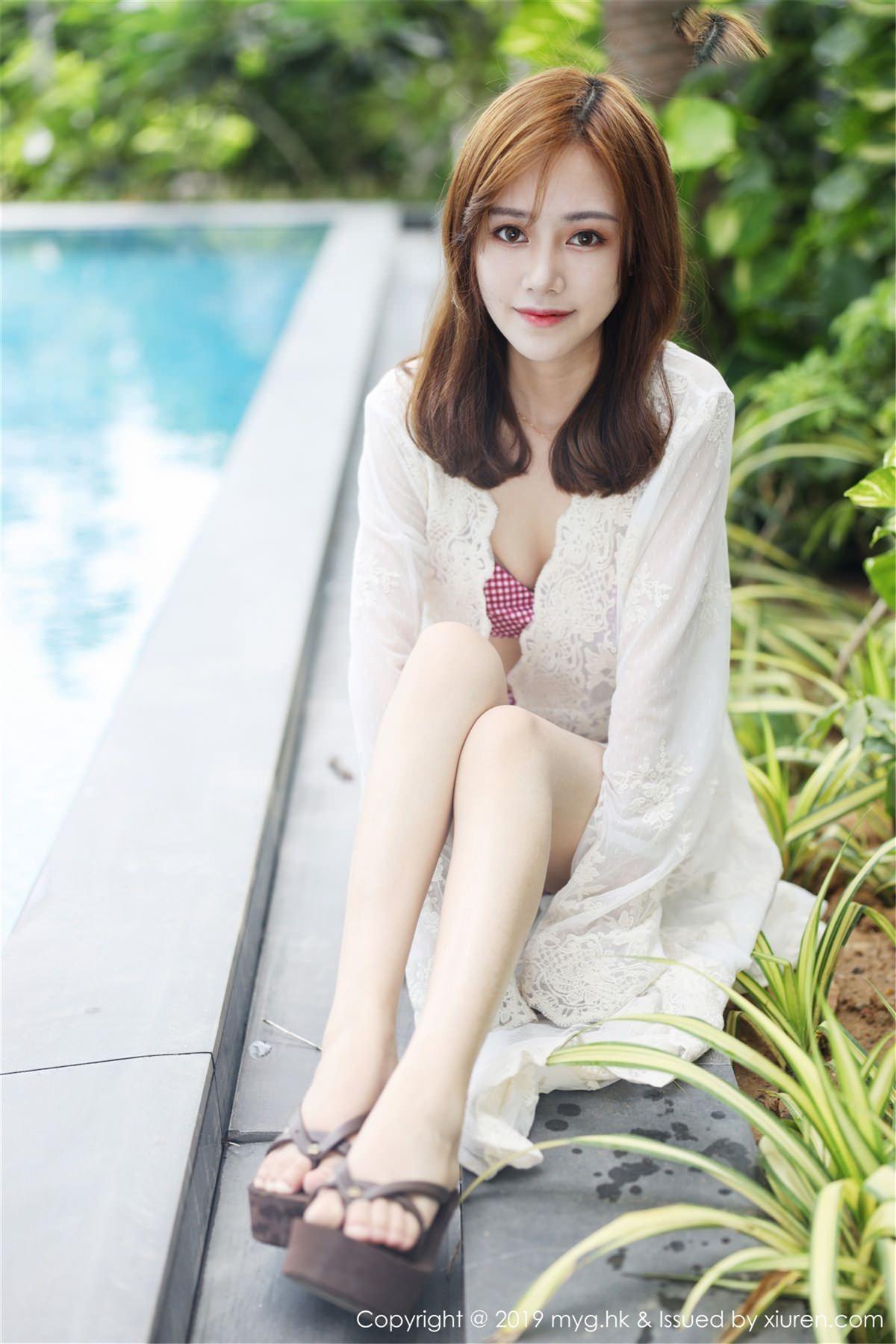 MyGirl Vol.356 6P, mygirl, Yu Zhu