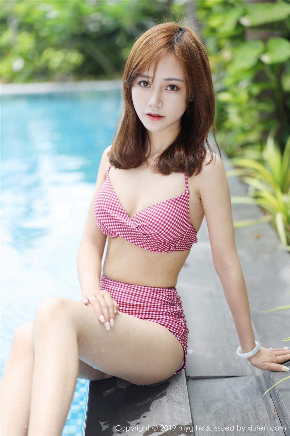 MyGirl Vol.356 7P, mygirl, Yu Zhu
