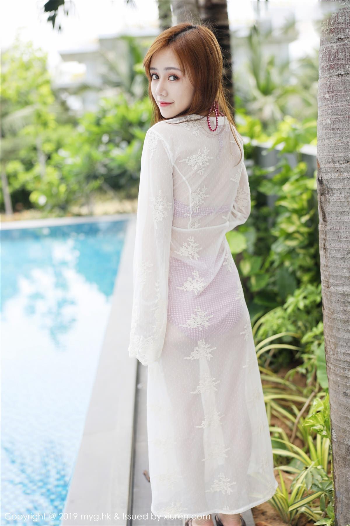 MyGirl Vol.356 8P, mygirl, Yu Zhu
