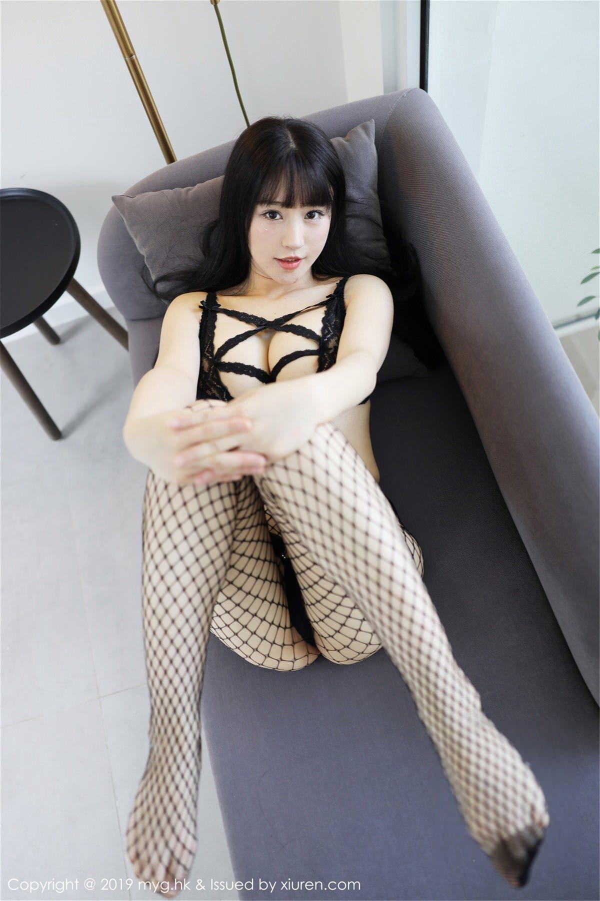 MyGirl Vol.357 17P, mygirl, Zhu Ke Er