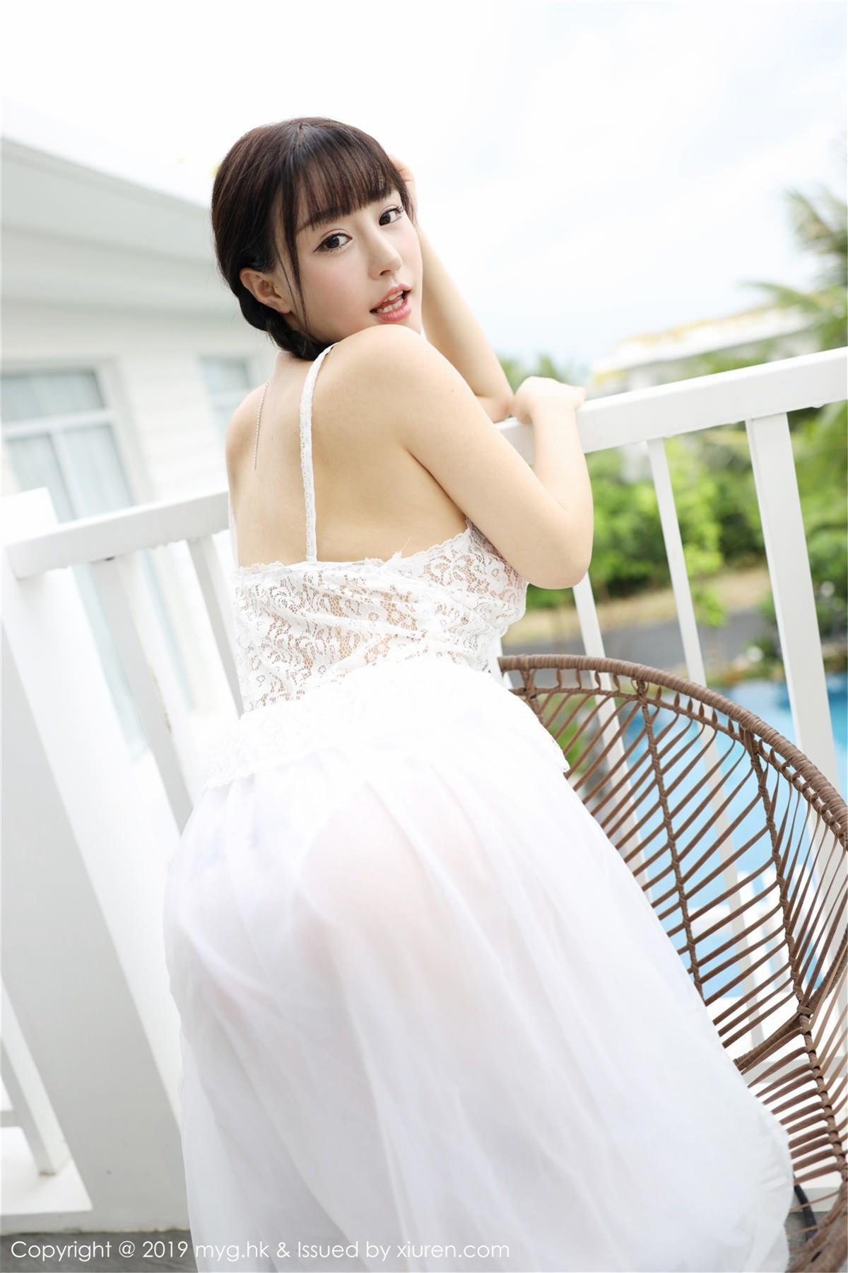 MyGirl Vol.360 34P, mygirl, Zhu Ke Er