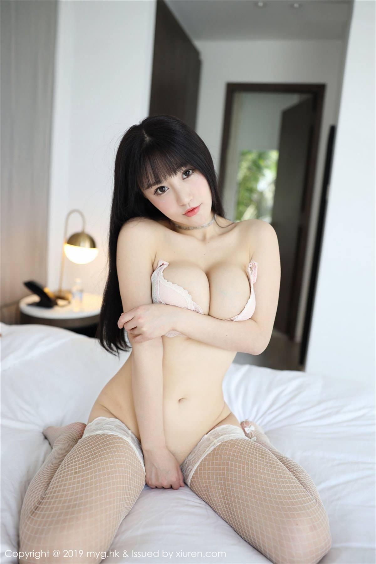 MyGirl Vol.364 44P, mygirl, Zhu Ke Er