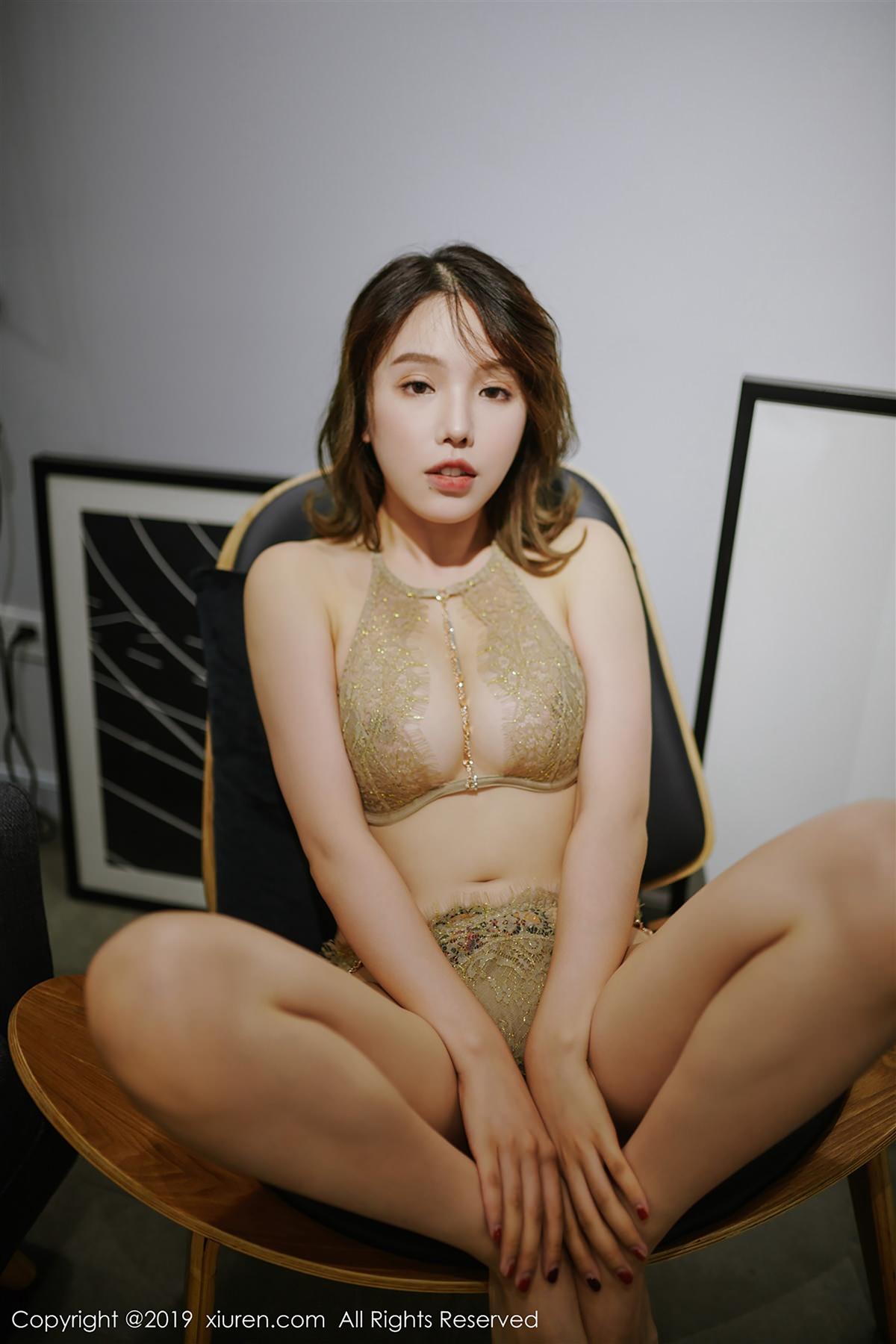 XiuRen NO.1323 34P, Huang Le Ran, Xiuren