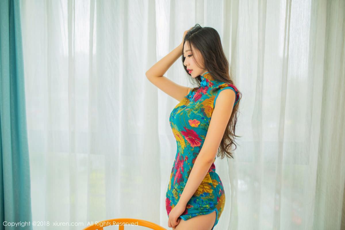 XiuRen No.1007 32P, Song Ki Ki, Xiuren