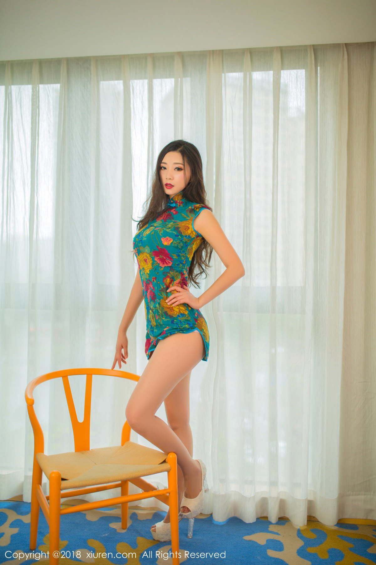 XiuRen No.1007 33P, Song Ki Ki, Xiuren