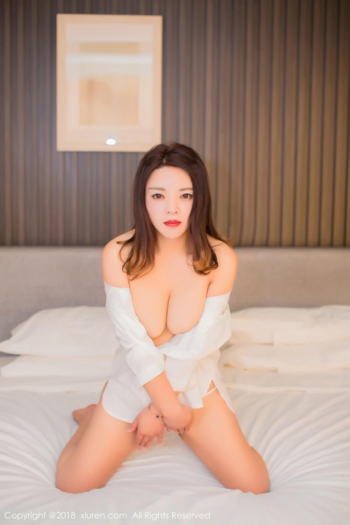 XiuRen No.1010 27P, Guo Er Celia, Xiuren