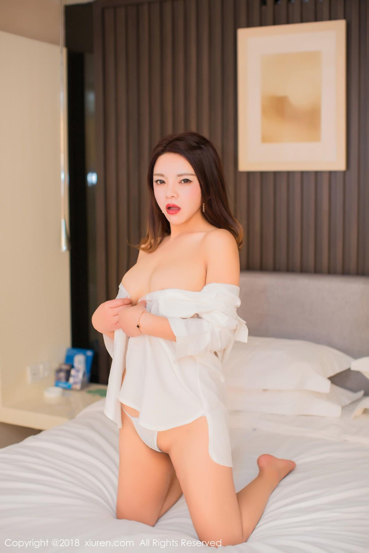 XiuRen No.1010 30P, Guo Er Celia, Xiuren