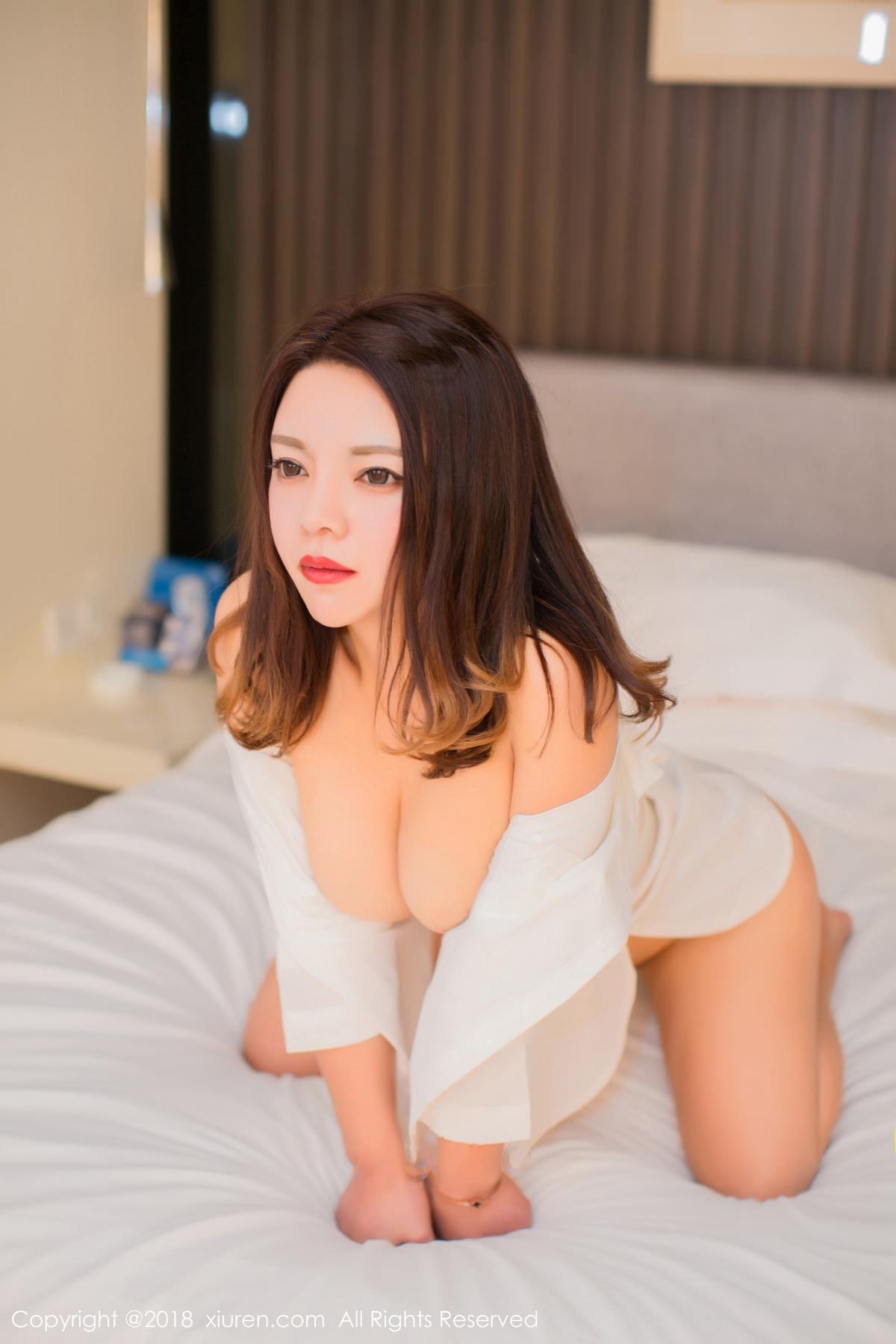 XiuRen No.1010 34P, Guo Er Celia, Xiuren