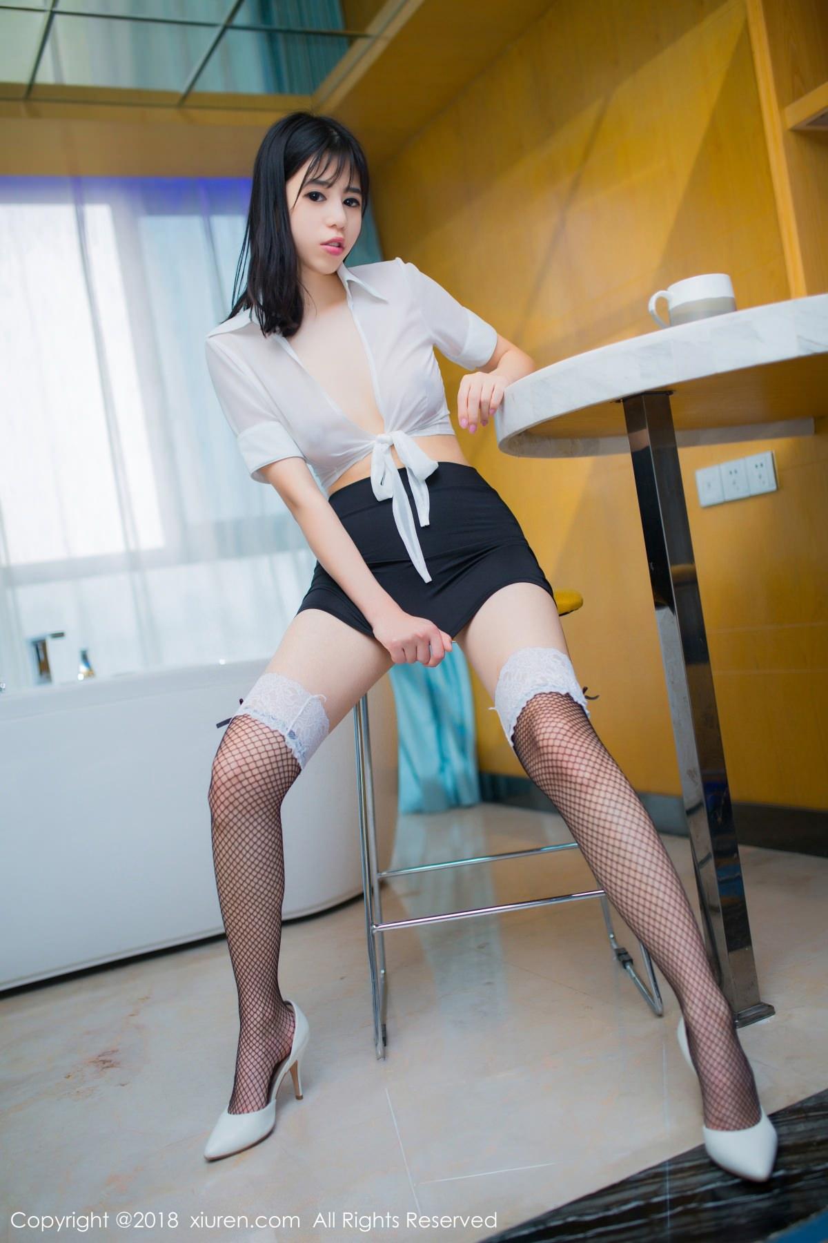 XiuRen No.1014 12P, Ai Li Li, Xiuren, You You Jiang