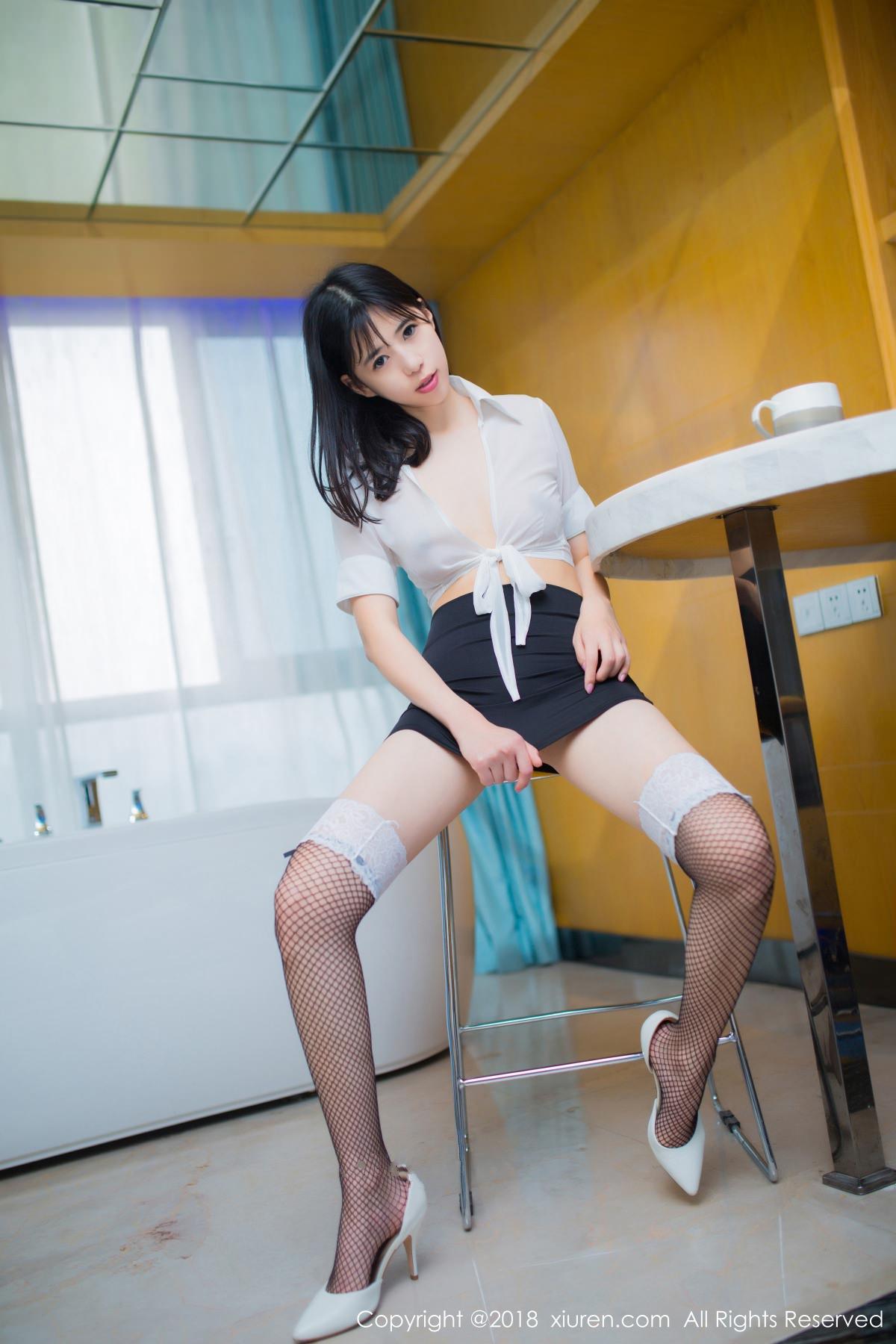 XiuRen No.1014 13P, Ai Li Li, Xiuren, You You Jiang