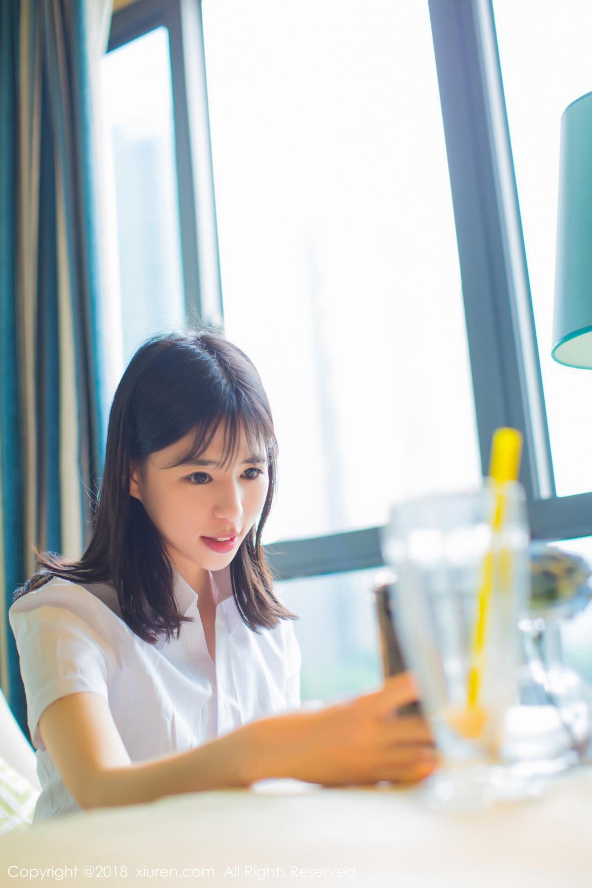XiuRen No.1014 23P, Ai Li Li, Xiuren, You You Jiang