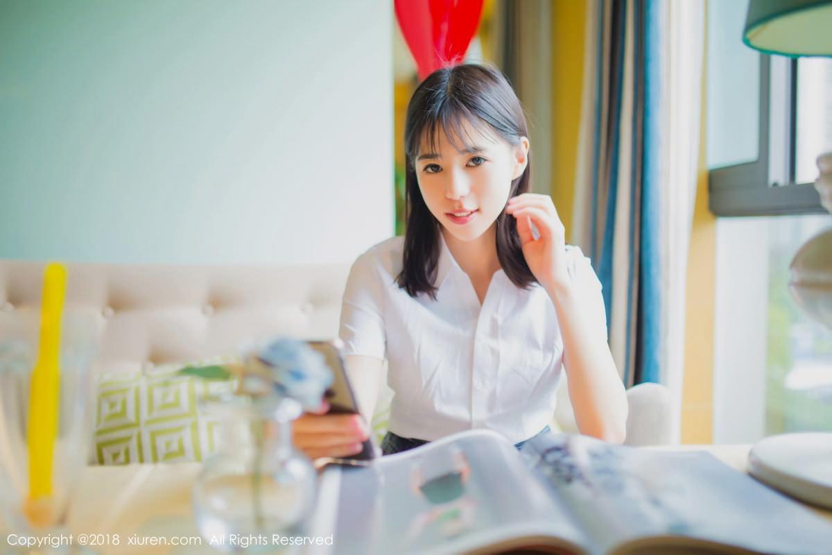 XiuRen No.1014 27P, Ai Li Li, Xiuren, You You Jiang