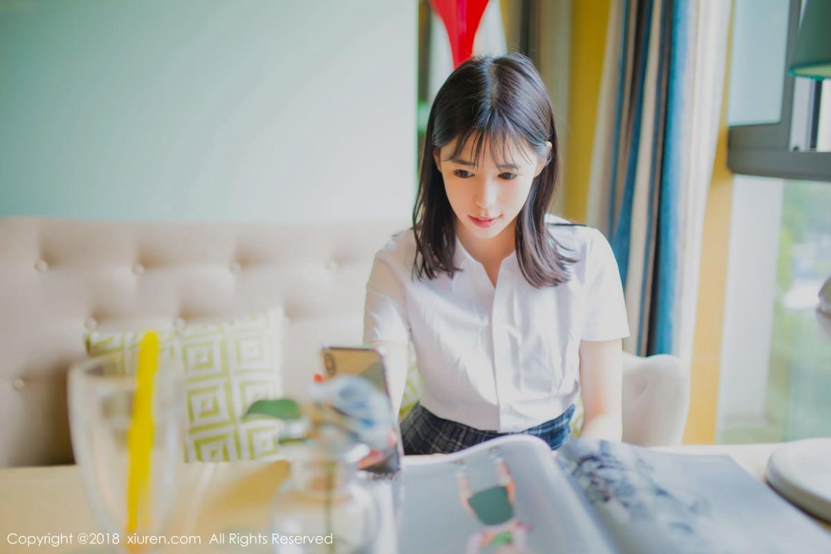XiuRen No.1014 31P, Ai Li Li, Xiuren, You You Jiang