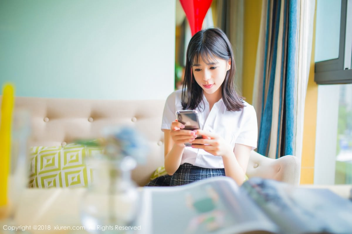 XiuRen No.1014 32P, Ai Li Li, Xiuren, You You Jiang