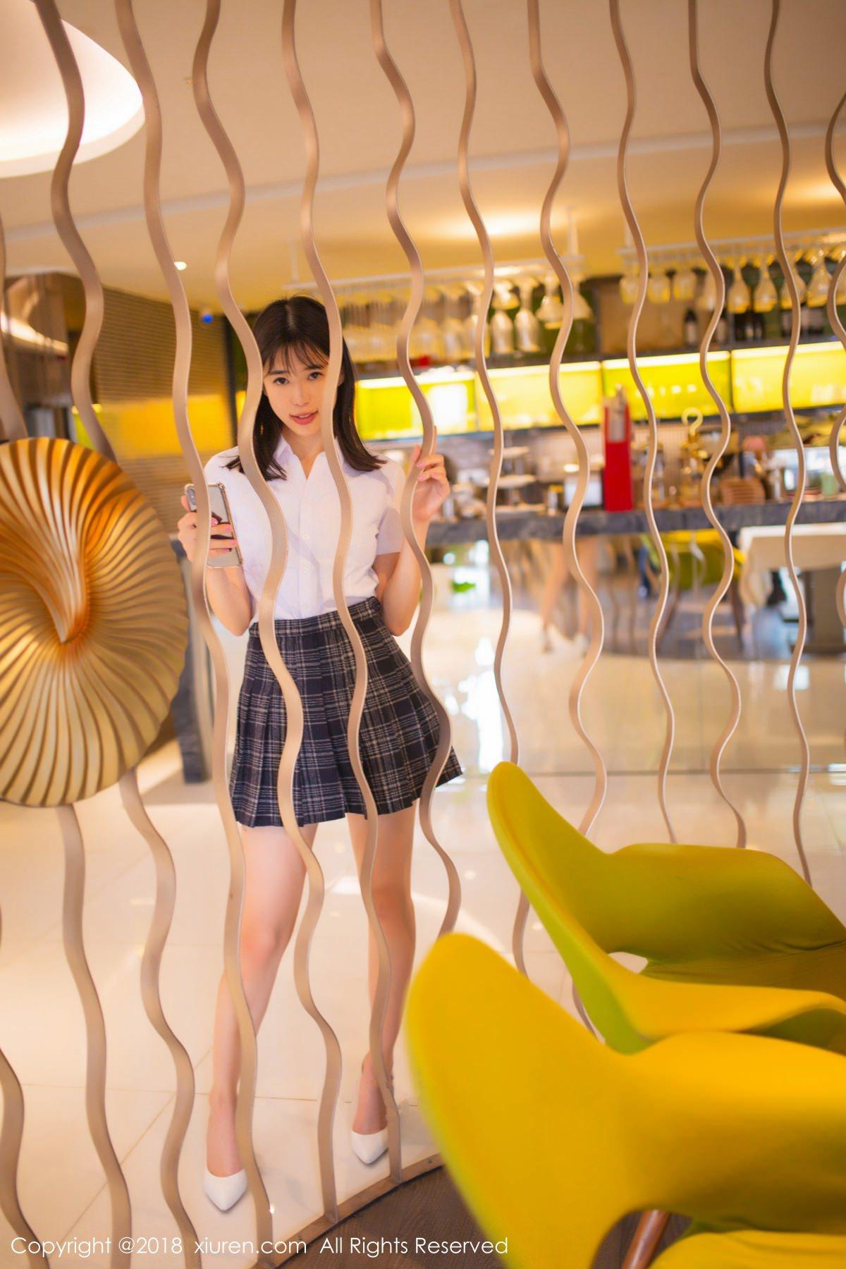 XiuRen No.1014 34P, Ai Li Li, Xiuren, You You Jiang