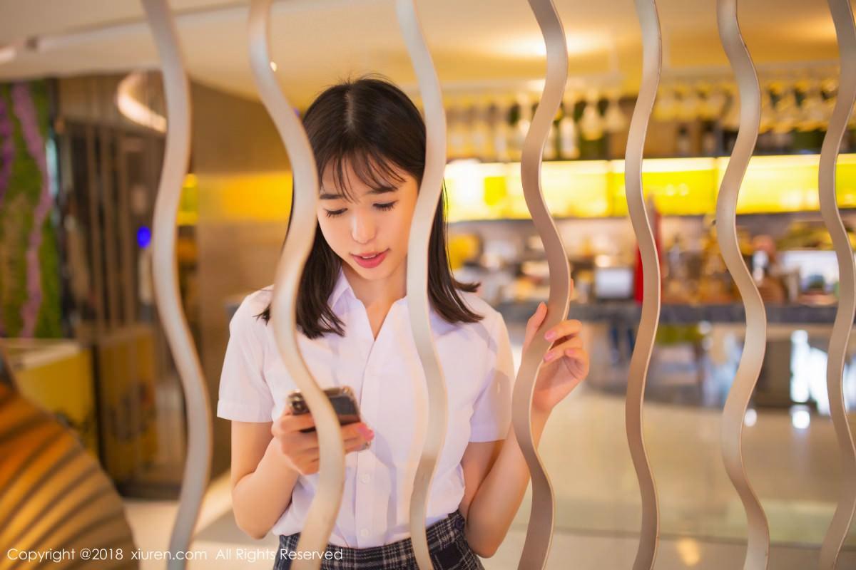 XiuRen No.1014 35P, Ai Li Li, Xiuren, You You Jiang