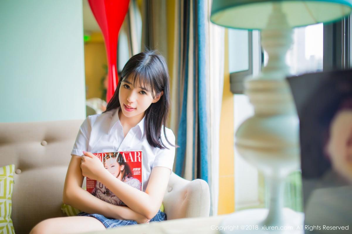 XiuRen No.1014 36P, Ai Li Li, Xiuren, You You Jiang