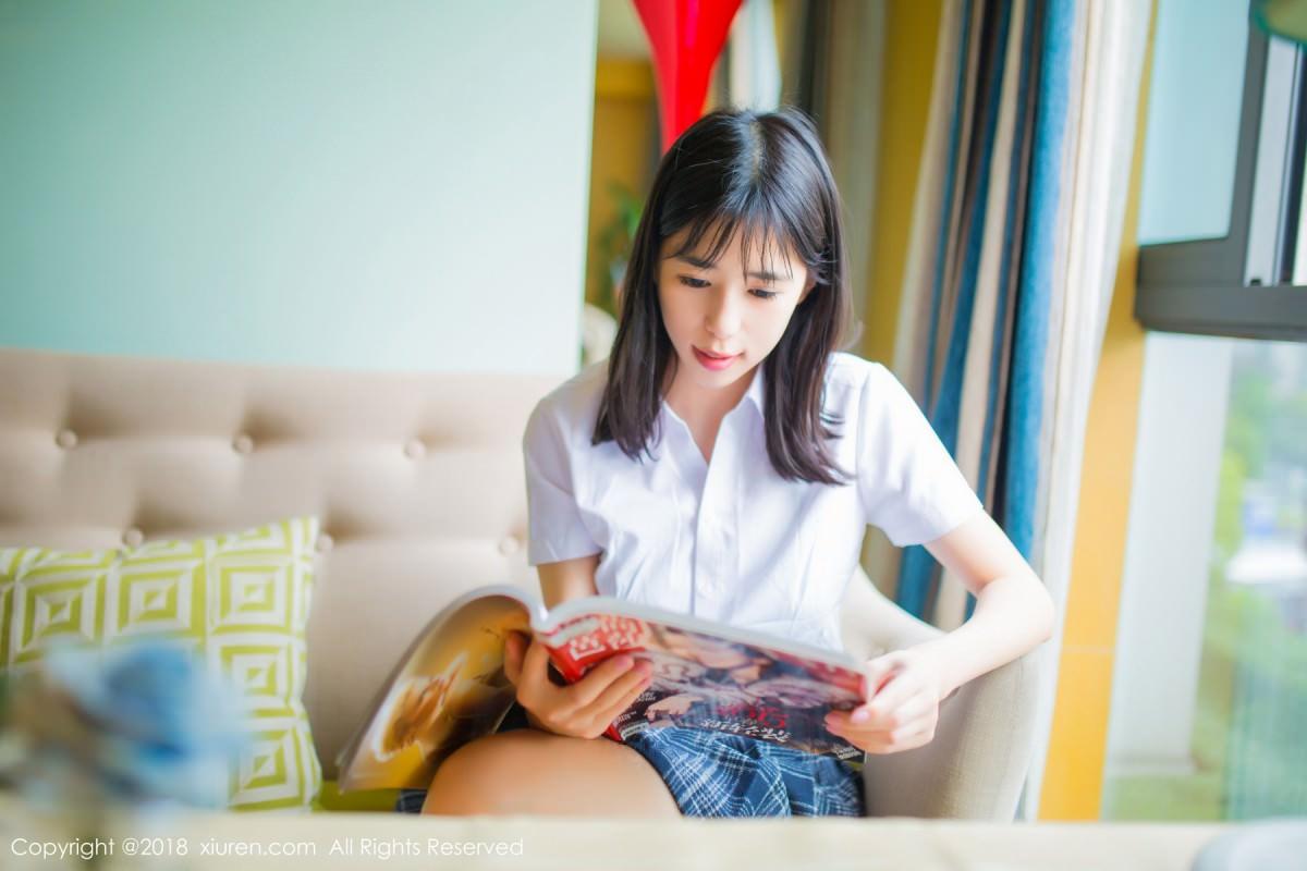 XiuRen No.1014 37P, Ai Li Li, Xiuren, You You Jiang