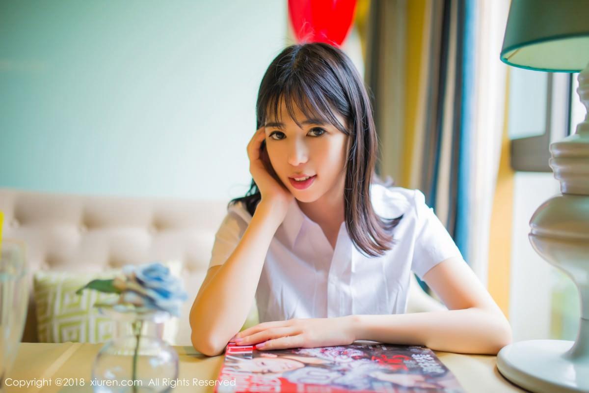XiuRen No.1014 38P, Ai Li Li, Xiuren, You You Jiang