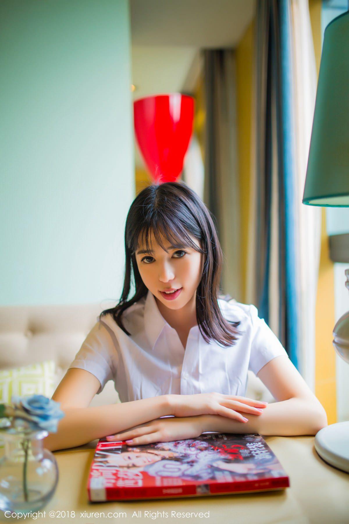 XiuRen No.1014 39P, Ai Li Li, Xiuren, You You Jiang