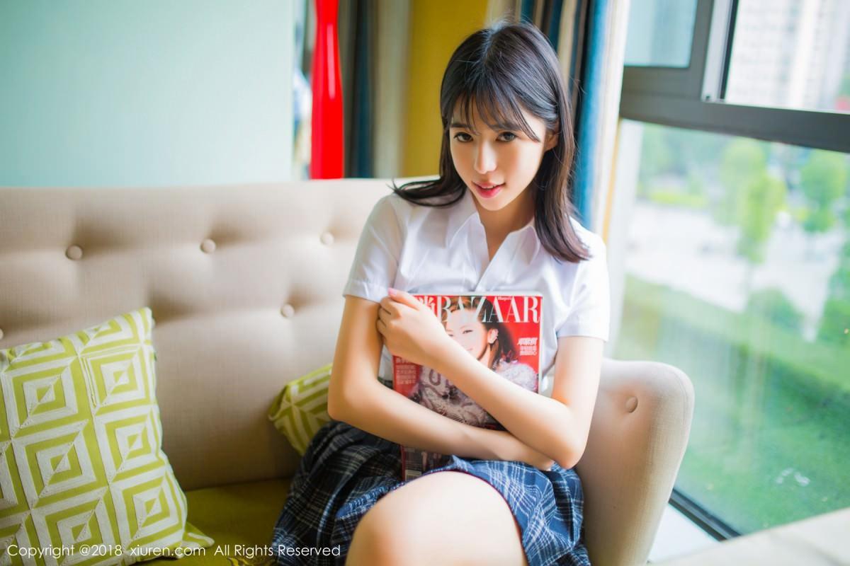 XiuRen No.1014 40P, Ai Li Li, Xiuren, You You Jiang